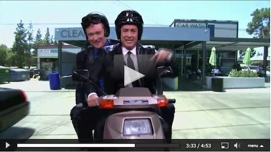 Architect Car Wash on TV Conan
