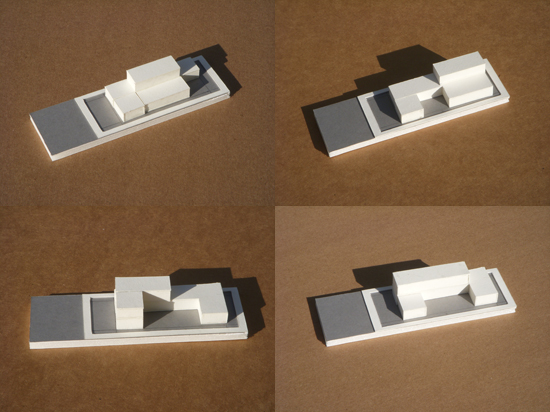 los angeles architect models
