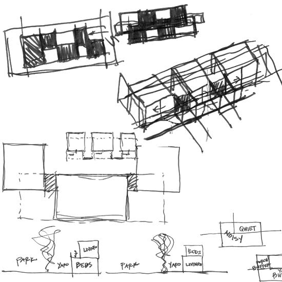 Architect Sketch