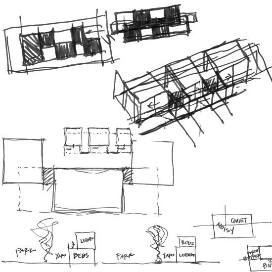 Architect Sketch