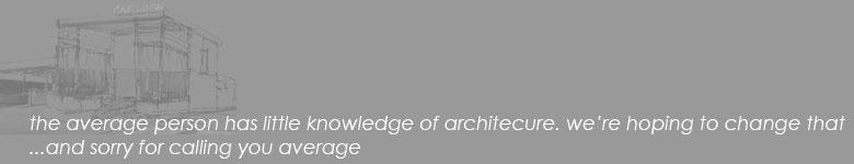 architecture resources