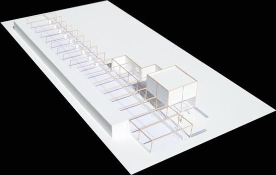 architect study model