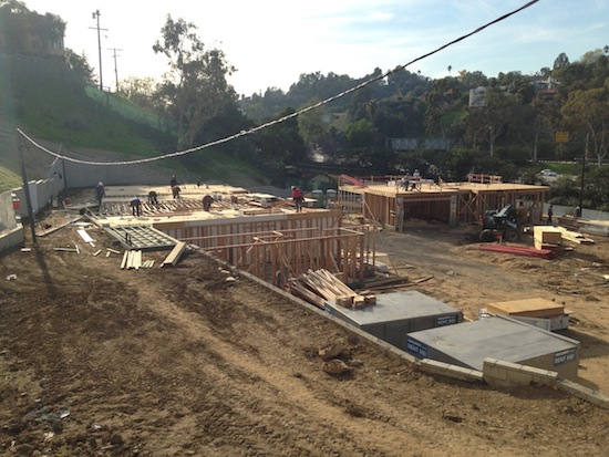 Artis Echo Park small lot subdivision 2012