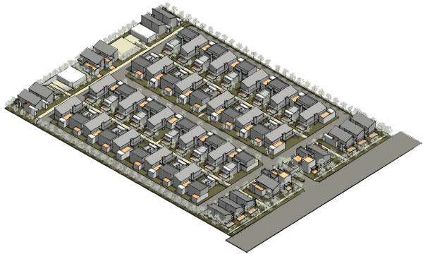 Oklahoma Modern Floor Plans