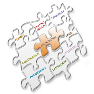 development project services puzzle