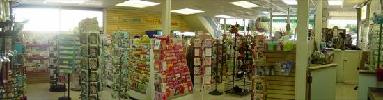exist store interior