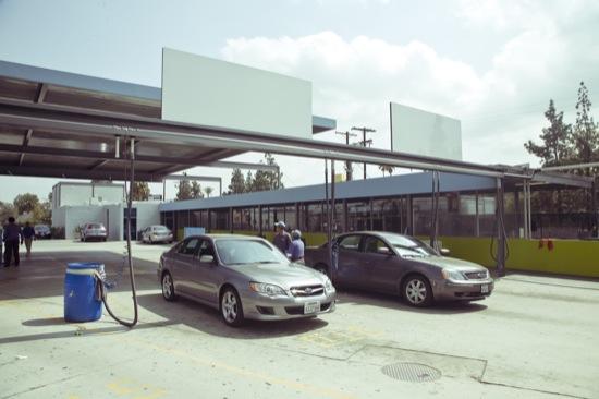 car wash architect