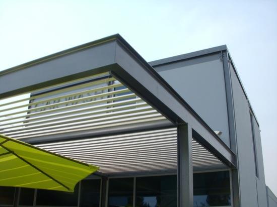 architecture canopy & Modern car wash architect: Fashion Square Car Wash