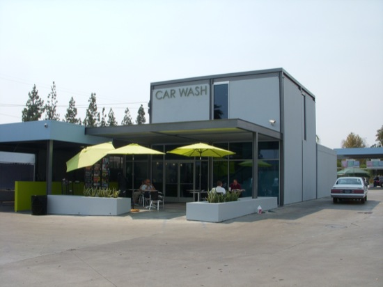 car wash architects