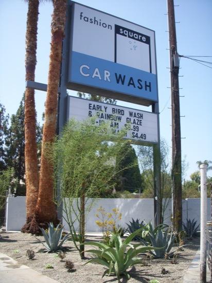 Fashion Square Car Wash Smog Check