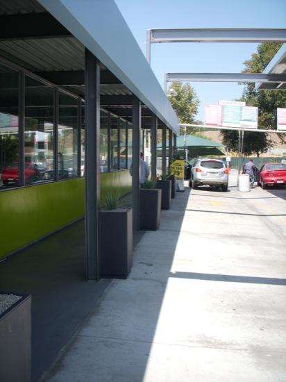 car wash LA