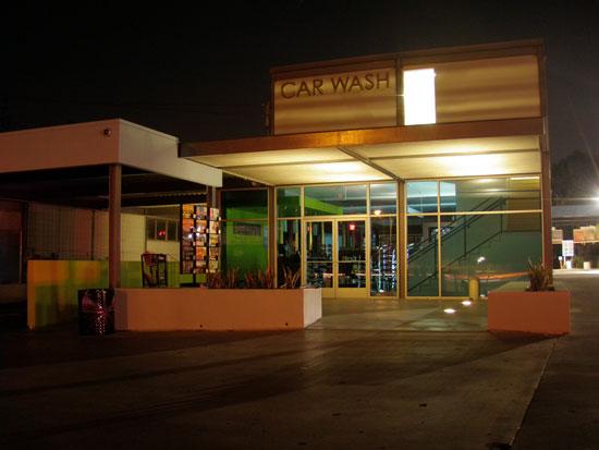 car wash retail store remodel