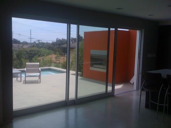 modern indoor outdoor living