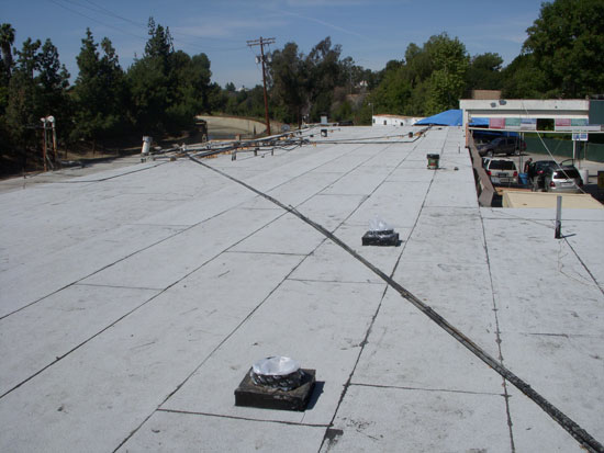 los angeles architects cool roof