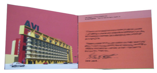 architect creative cover letter