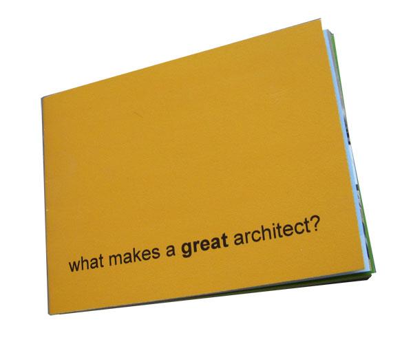 architect resume