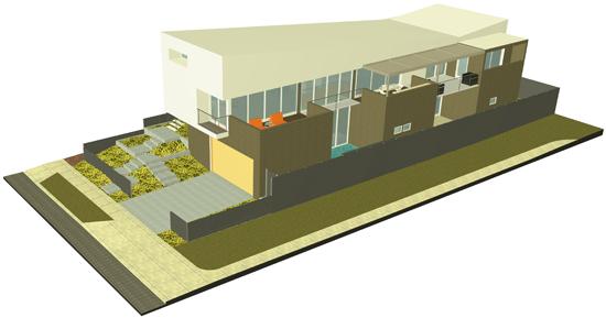 culver city modern home architect