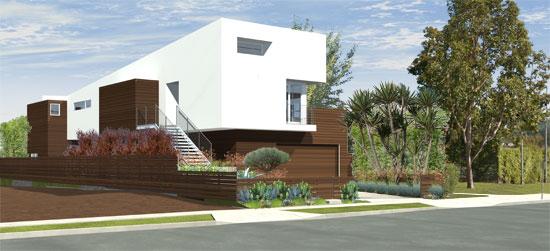 modern culver city architects