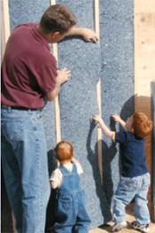safe green insulation