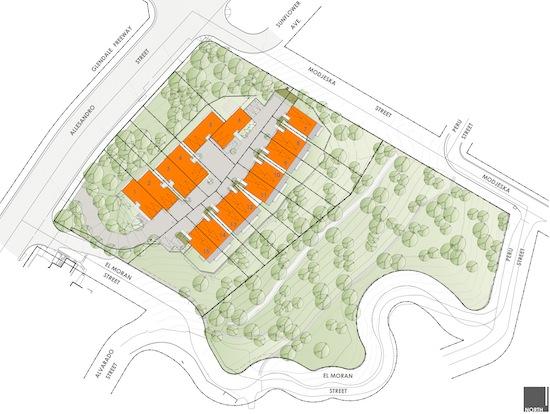 Echo Park Small Lot Architects
