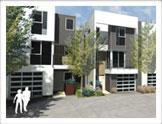 Echo Park Small Lot Subdivision Homes