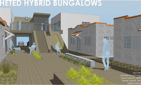 HETED Hybrid Bungalows Press Release