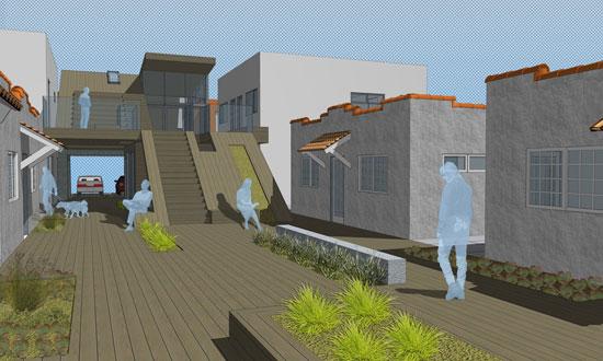 homeless housing architects