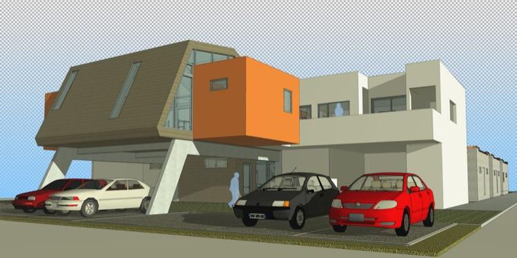 PSH project modern