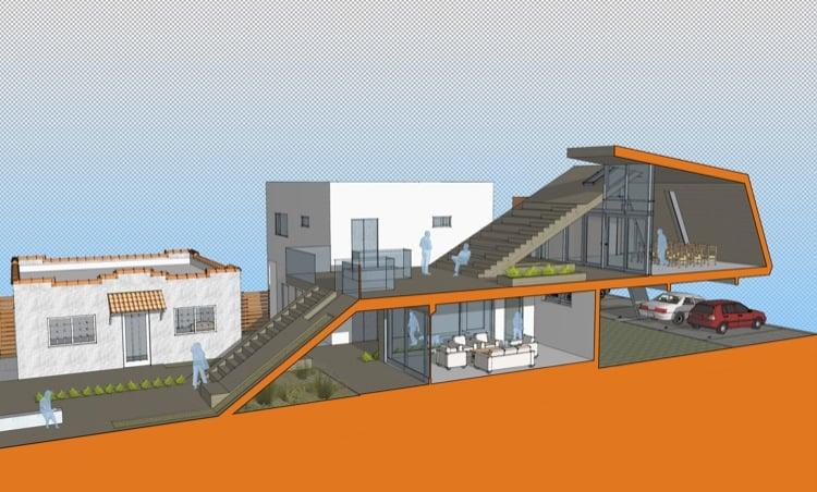 homeless housing design architecture