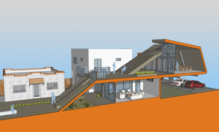 homeless housing design architecture