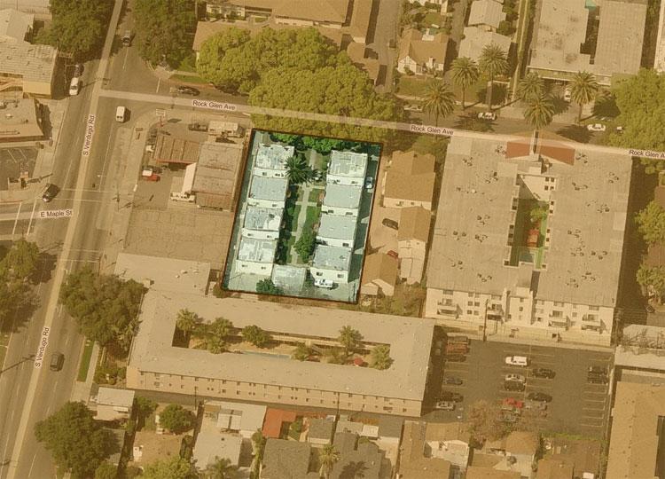 glendale ca homeless housing