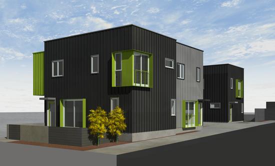 Homes Modern Apartment LA Fay 3X