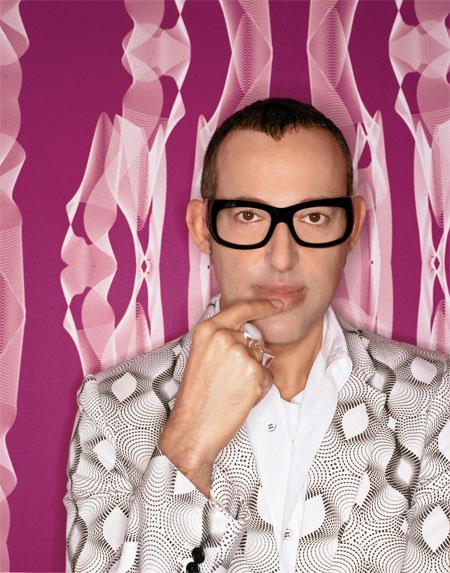 Karim Rashid Designs Stuff