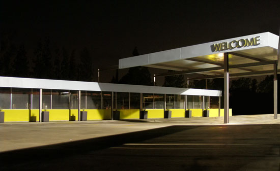 car wash remodel canopy