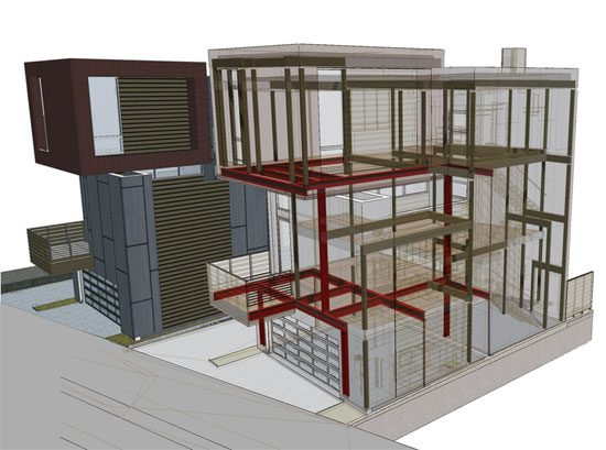 los angeles architects bim software