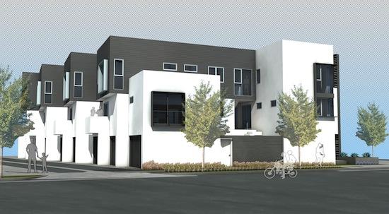 los angeles modern live work apartments 1