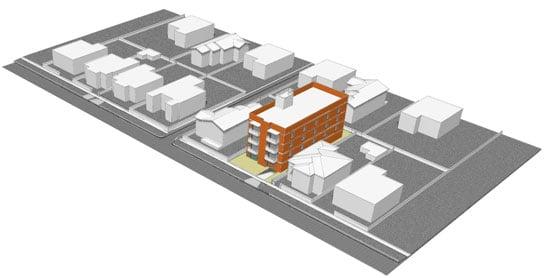 Los Angeles R3 Zoning Development