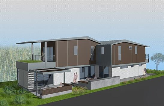 Mountain View CA Modern Architects