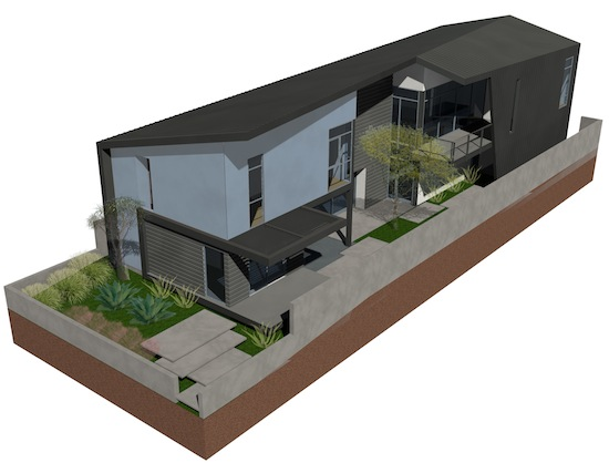 Vernon Ave Residential Modern Architecture Firm Venice