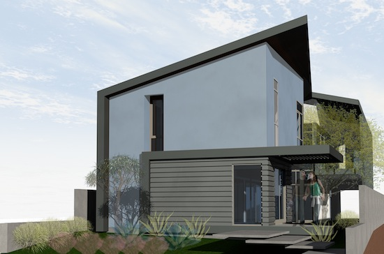 modern spec home architecture firm venice vernon