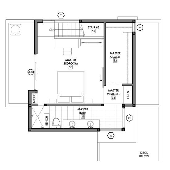 modern floor plans