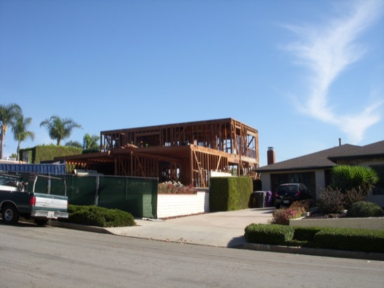 remodel construction