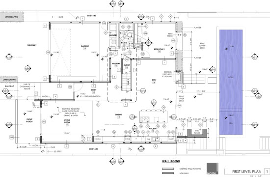 house renovations floor plans – house and home design