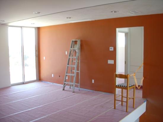 modern home loft office