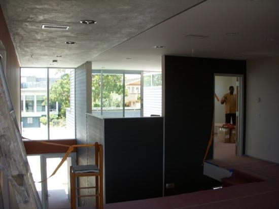 modern  homes master suite