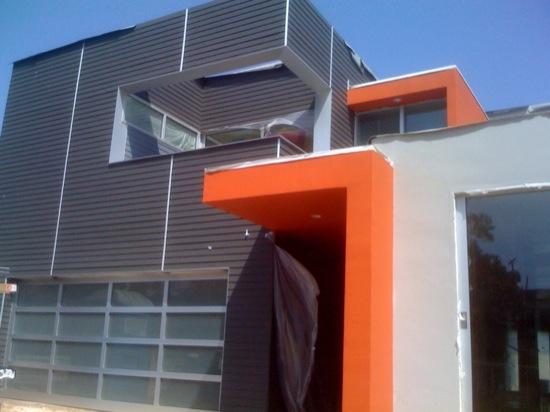 modern remodel stucco hardi siding