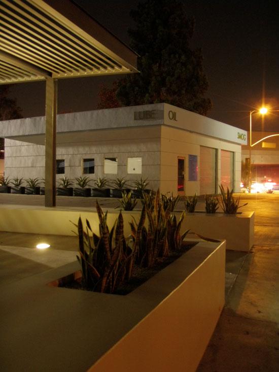oil change building remodel