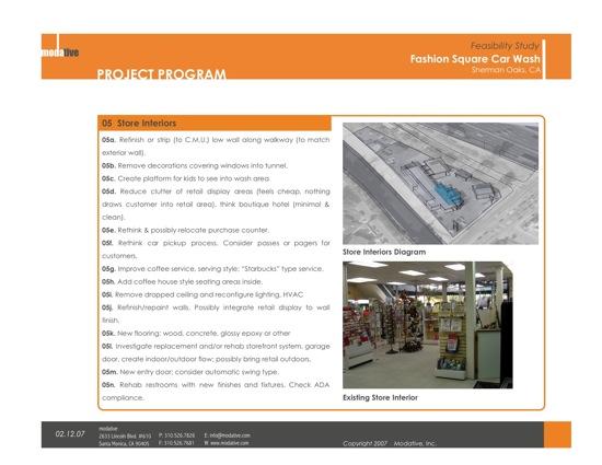 Store Program