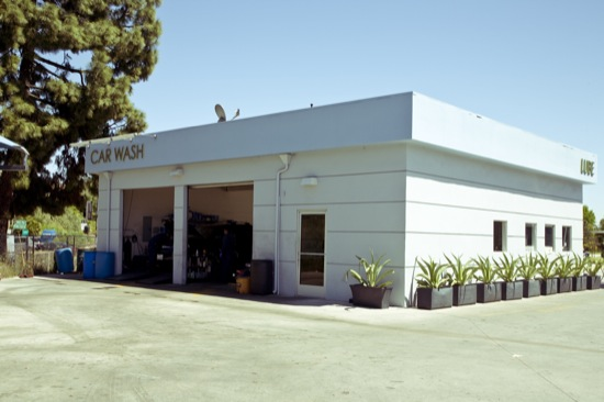 oil change building remodel