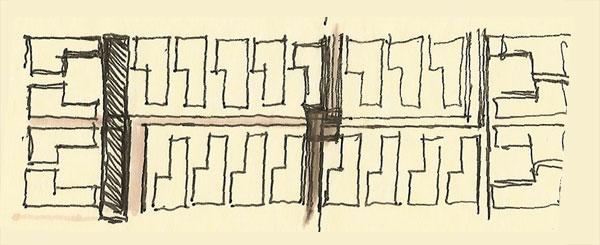Architecture diagram sketch